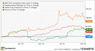 Tsx 50 Year Chart 3 Stocks Up Over 50 In The Past Year The Motley Fool Canada