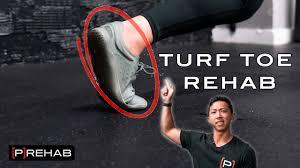 Turf Toe Rehab In 3 Easy Steps ...