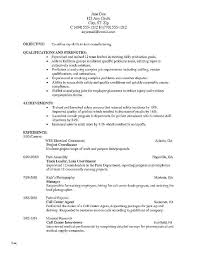 Sample College Application Resumes Example Of College Resume For College Application Sample College