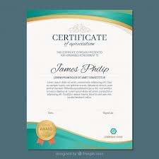 abstract diploma template vector  abstract diploma template vector