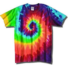 Tie Dye Shirt Swirl Design Tie Dye Mania Adult Classic Retro Swirl Tie Dye Short Sleeve T Shirt Small