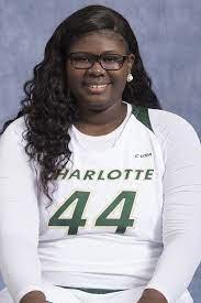 Angel Middleton - Women's Basketball - Charlotte Athletics