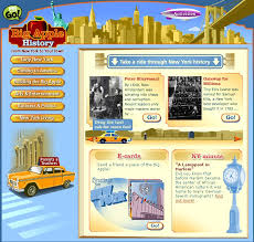 big apple history pbs kids don t forget to drag the taxi cab