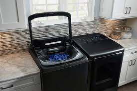 samsung black stainless steel. Samsung Black Stainless Steel Shown With Matching Dryer S