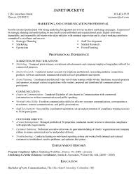 functional resume meaning