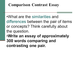 example comparison contrast essay thesis statement big questions  resume examples thesis example for compare and contrast essay thesis essay topics millicent rogers museum
