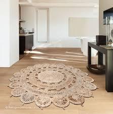 image result for jute and sisal mandala rug guest room jute rug 5 8