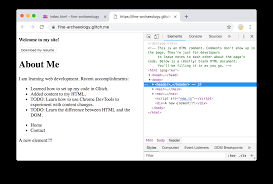 DevTools for Beginners: Get Started with HTML and the DOM | Tools ...