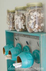 wall organizers home office. Home Office Organizer In Aqua Wall Organizers