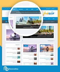 Web Design Travel Booking Website Templates Elnooronline Web_design