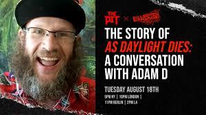 WATCH NOW: Killswitch Engage's Adam D. Talks 'As <b>Daylight Dies</b> ...