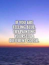 Image result for image quote on the color blue