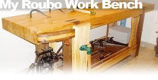 LieNielsen To Offer A Roubo Workbench  Popular Woodworking MagazineRoubo Woodworking Bench