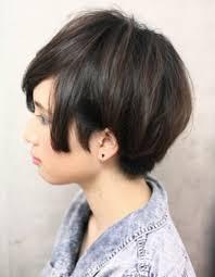 黒髪ショートヘアハイライトke 168 ヘアカタログ髪型ヘア