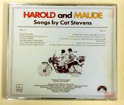 I Think I See The Light Harold And Maude Pin On Rare Out Of Print Cds