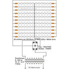 led lighting circuit diagram the wiring diagram simple led light circuit diagram nilza circuit diagram