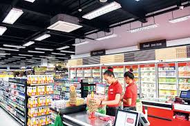 Product And Price Sales In Riel Jump After Lucky Supermarket Switches Price