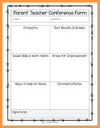 4 Be Heard Principles For Effective Parent Teacher Conferences