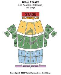 Greek Theater Seating Chart Check The Seating Chart Here