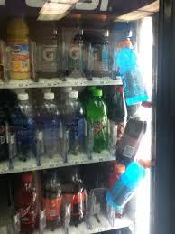 Gatorade Vending Machine Amazing 48 Of Failure Four Items Got Stuck In The Vending Machine Today