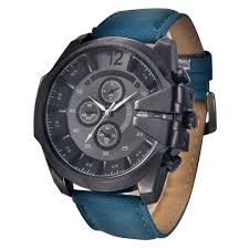 online get cheap big face watches men aliexpress com alibaba group cindiry famous top brand luxury quartz wrist watches men soft leather strap big face military watch