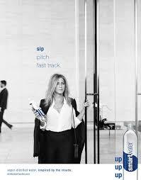 smart water ad 2016 jennifer aniston