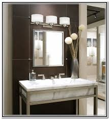 Bathroom Vanity Lights Regarding And Decoration OakSenHam Com Inspiration Plan 15