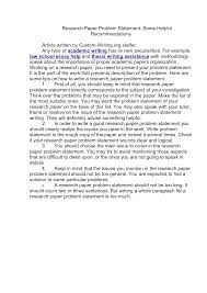 problem and solution essay topics writing a dissertation problem thesis problem sample statement