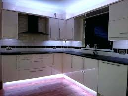 kitchen strip lighting. Led Kitchen Strip Lights Under Cabinet Cabinets For Decorative Idea Awesome With Gorgeous Count Lighting
