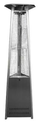 output stainless patio heater: az patio heaters hlds cgtss commercial stainless steel glass tube patio heater by az patio