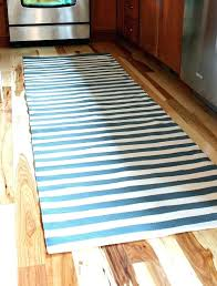 modern kitchen rugs amazing of striped rug runner a painter and dash update the inspired sink