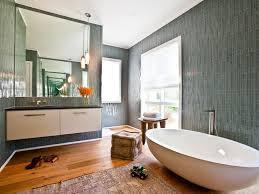 40 Simply Chic Bathroom Tile Design Ideas HGTV Mesmerizing Modern Bathroom Tile Designs