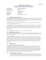 sample resume objectives for hotel and restaurant management sample resume objectives for hotel and restaurant management resume sample hotel management trainee example of resume