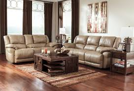 Pc Living Room Set Lenoris Carmel U98904 2 Pc Power Reclining Living Room Set