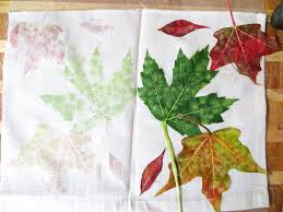 get crafty with fall leaf prints pas scholastic