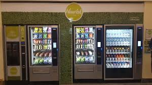 Healthy Choice Vending Machines Beauteous Healthier Choices At City's Fitness Centres Liverpool Express