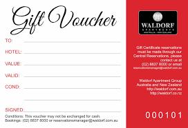 gift voucher printing printed gift vouchers gift certificate waldorfapartmentsvoucher jpg