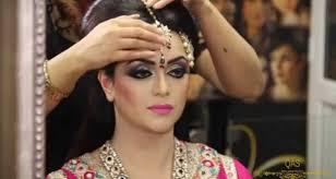 asian bridal makeup tutorial by qas of kashish traditional look