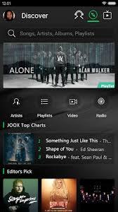 Joox Music Free Streaming Apk Latest Version Free