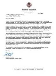 Boston University Recommendation Letters Best Template Collection