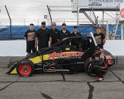 Is this the Year for Aaron Pierce? - Anderson, Indiana Speedway - Home to  the World's Fastest High-Banked Quarter Mile Oval!