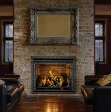 Outstanding Modern Stone Gas Fireplace Photo Inspiration