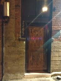 the door to bathtub gin