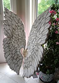 angel wings decorations home decorating ideas scheme of angel wing wall decor of angel wing wall