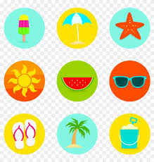 Summer Icons Community Events Calendar Summer Icons Free Transparent