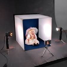 com electric avenue 82 55614 deluxe table top photo studio photo light box photo studio shooting tents photo