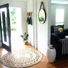 round straw rug entry design ideas by round jute rug straw rugs mats
