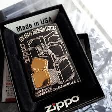 zippo the great American lighter history – купить в Одинцово, цена ...