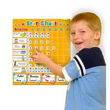 Fiesta Crafts Star Chart Fiesta Crafts Large Star Chart T 2409