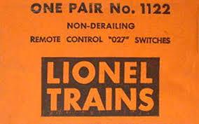 lionel 1122 switch wiring diagram lionel image lionel trains 1122 o27 gauge switch on lionel 1122 switch wiring diagram